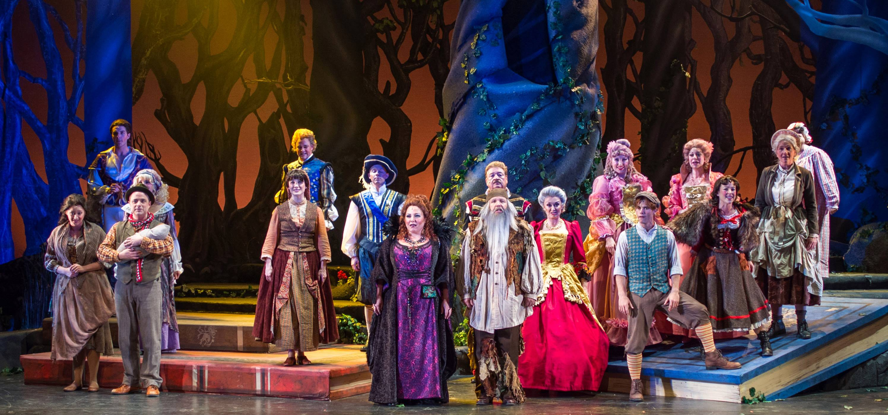 Into the Woods – Theatre Review – Arizona Broadway Theatre, Peoria | Valley Screen and Stage ...