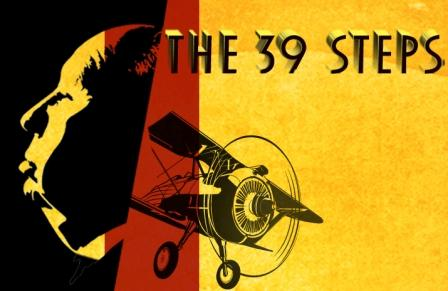 39 steps theatre essay