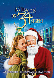 miracle on 34th street is a genuine american movie classic that today is ranked at number nine on the american film institutes 100 most inspiring movies - Christmas Movie Classics