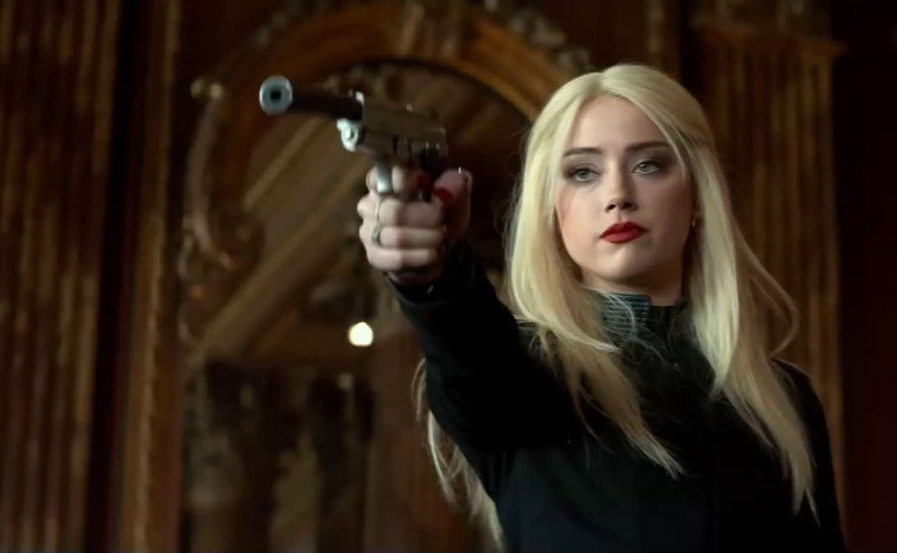 3 Days To Kill – Film Review | Valley Screen and Stage ... Amber Heard Movies