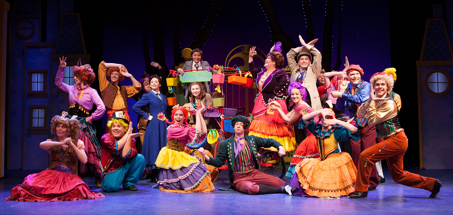 Mary Poppins     Theatre Review  Phoenix Theatre  Phoenix   Valley