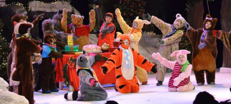 A Winnie the Pooh Christmas Tail – Valley Youth Theatre, Phoenix ...
