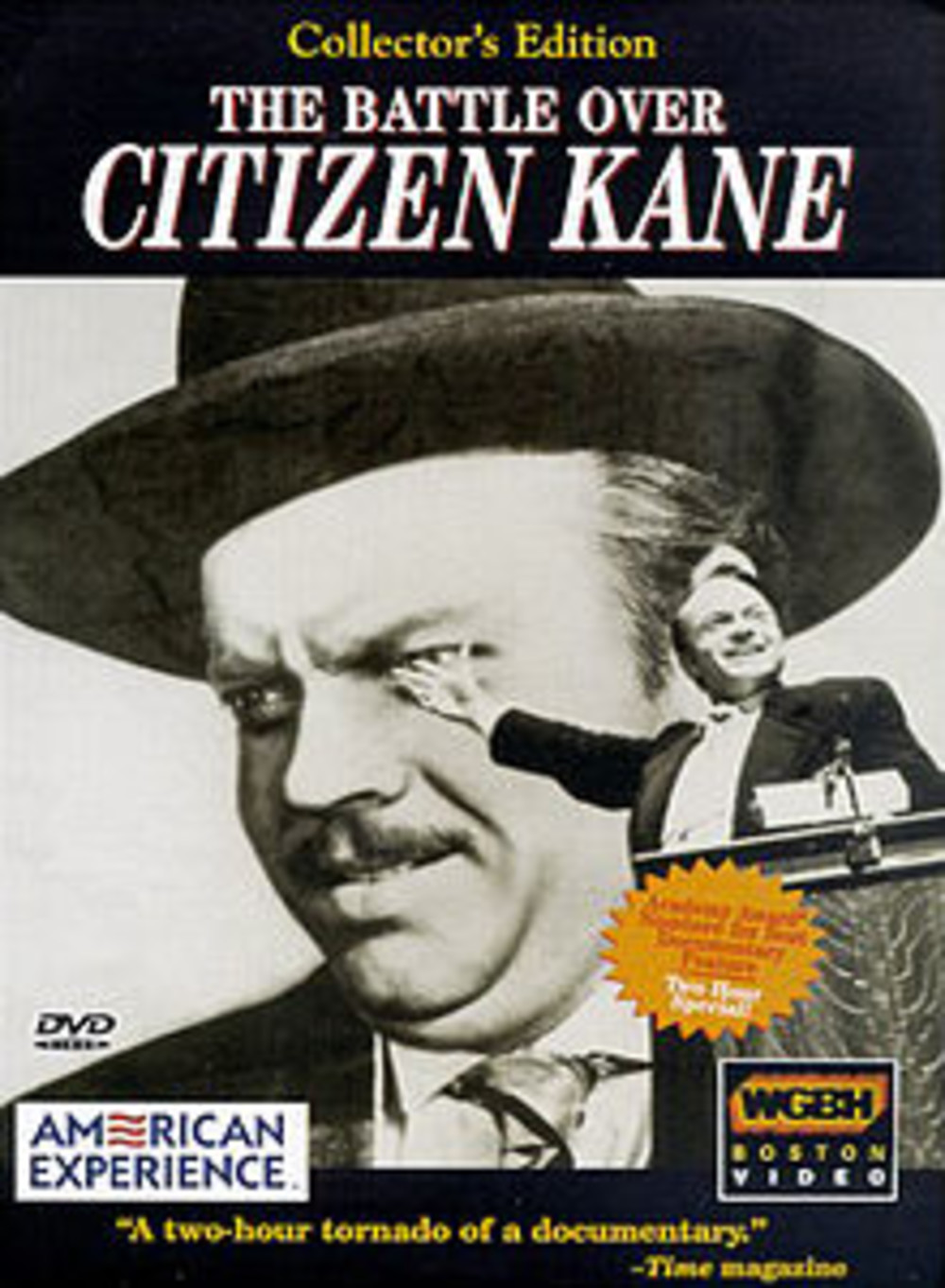 the battle over citizen kane The backbone for this grand two-disc set is the 1995 oscar®-nominated  documentary the battle over citizen kane, a very rich two-hour film on how this.