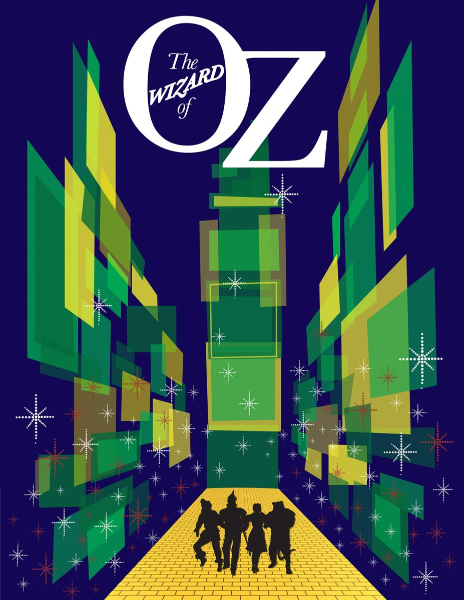 Oz second poster