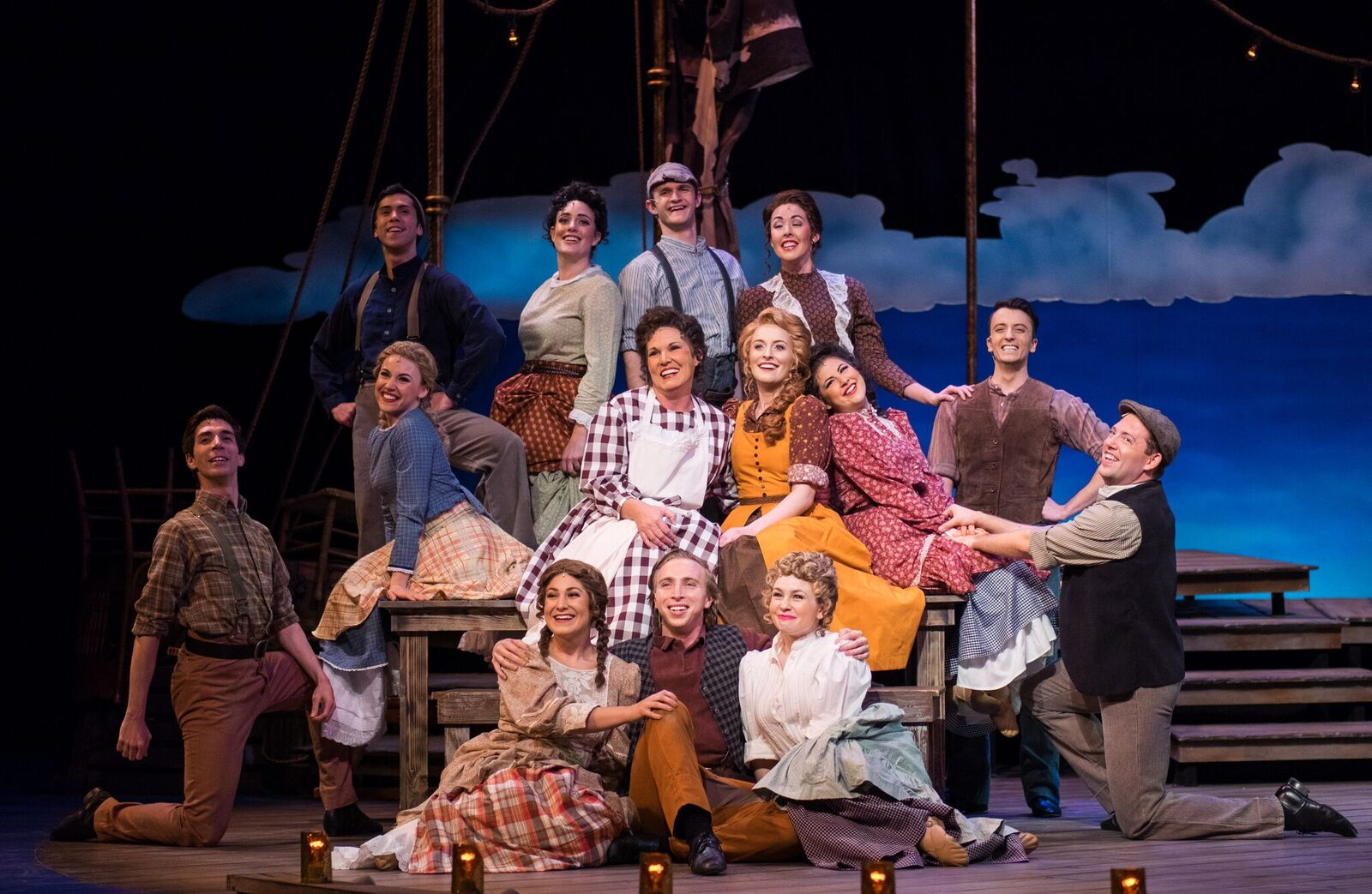 Rodgers & Hammerstein Rodgers And Hammerstein Oklahoma