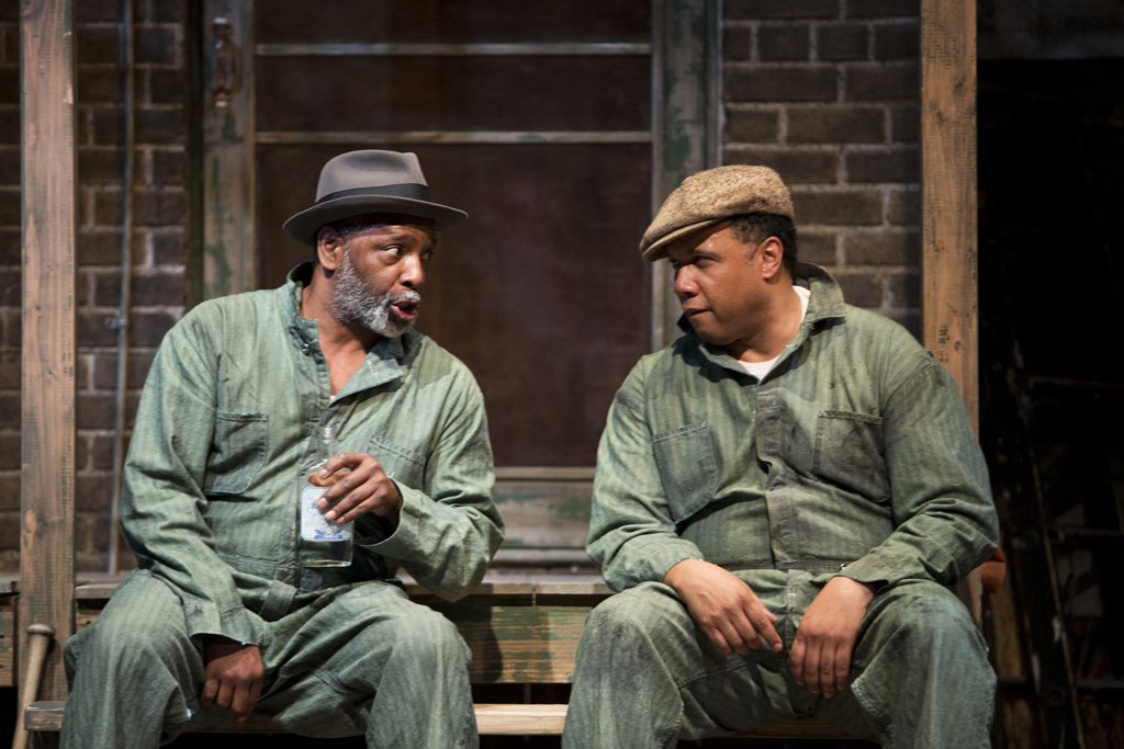 fences essay title Good fences is about an upwardly mobile black family for whom the american  dream becomes a nightmare set in the  do you have any images for this title.