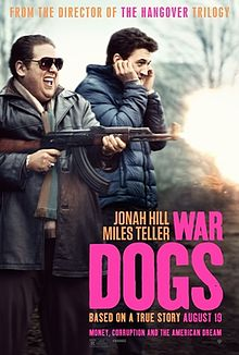 War_Dogs poster