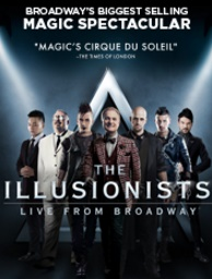 The Illusionists Live From Broadway Touring January